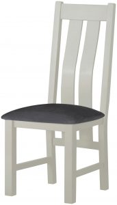 Classic Portland Painted Stone Dining Chair (Pair)