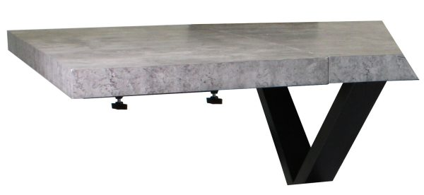 Classic Fusion Stone Dining Table Extension Leaf