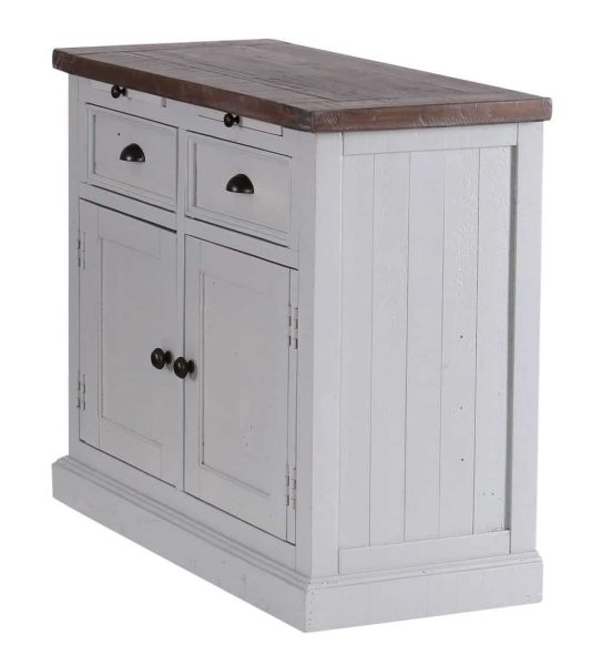 The Hamptons Buffet with 2 Doors & 2 Drawer Sideboard