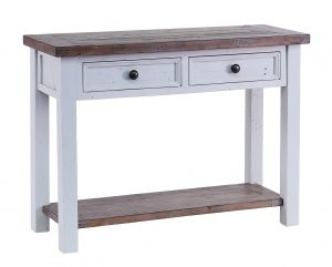 The Hamptons Hall Console Table with 2 Drawers