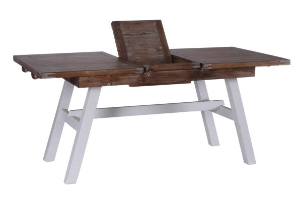 The Hamptons Extending Dining Table 1.8 – 2.3