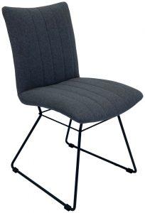 Aura Dining Chair-Shadow Grey (Pair)
