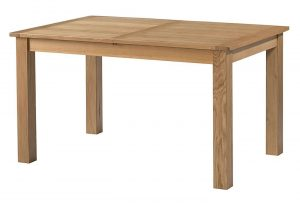 Devonshire Burford Oak Large Extending Dining Table
