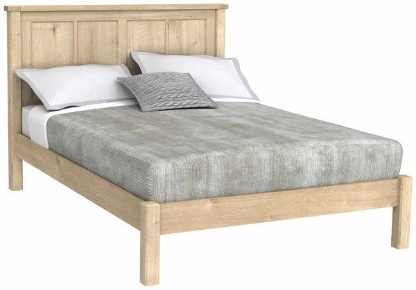 Bretagne Oak 5′ King Size Bed