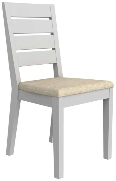 Bretagne Painted Dining Chair (Pack of 2) | Fully Assembled
