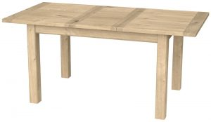 Bretagne Oak Extending Dining Table