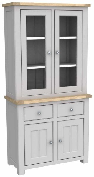 Bretagne Painted Sideboard Dresser (Top Only) | Fully Assembled