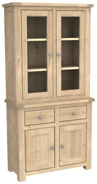 Bretagne Oak Sideboard (Top Only) | Fully Assembled