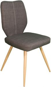 Enka Dining Chair – slate (Pair)