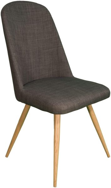 Reya Dining Chair – slate (Pair)