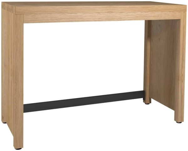 Classic Fusion Industrial Oak Desk