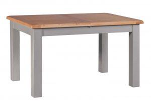Homestyle Diamond Grey Extending Table