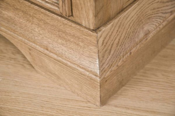 Normandy French Solid Oak 3 Over 4 Chest