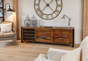 Baumhaus Urban Chic Ultra Large Sideboard | Fully Assembled