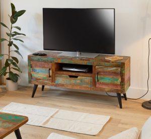 Coastal Chic Widescreen TV Cabinet