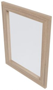 Laguna Oak Dressing Table Mirror