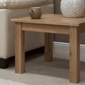 Homestyle Opus Solid Oak 2′ x 2′ Coffee Table