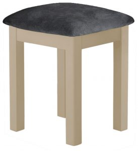 Classic Portland Painted Pebble Stool