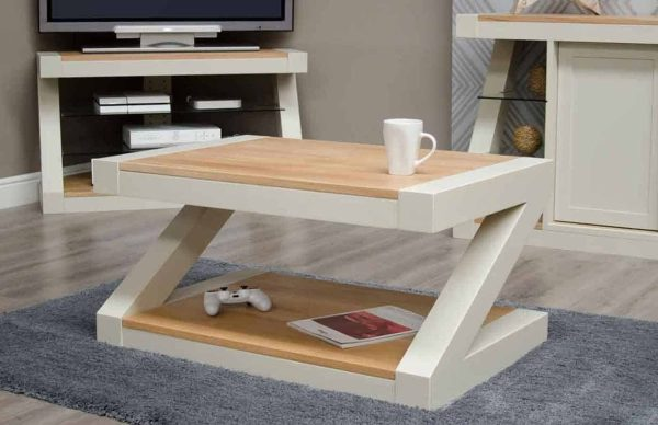 Homestyle Z Painted 3′ x 2′ Coffee Table