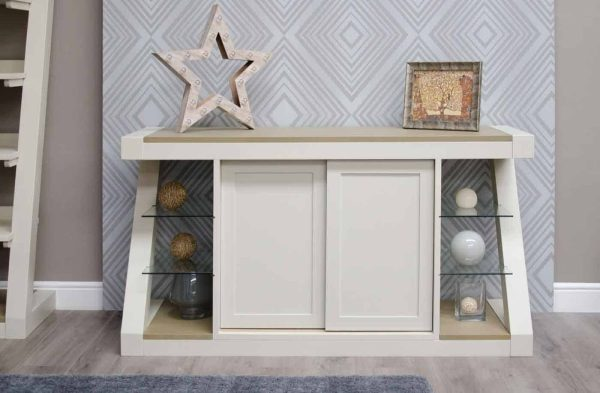 Homestyle Z Painted Large Sideboard