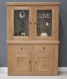 Homestyle Bordeaux Oak Dresser