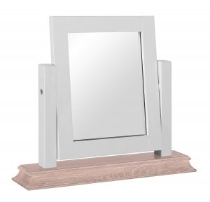 Besp-oak Rosa Painted Dressing Table Mirror