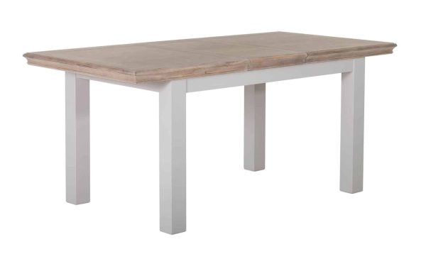 Besp-oak Rosa Painted Extension Dining Table 1.4 – 1.8