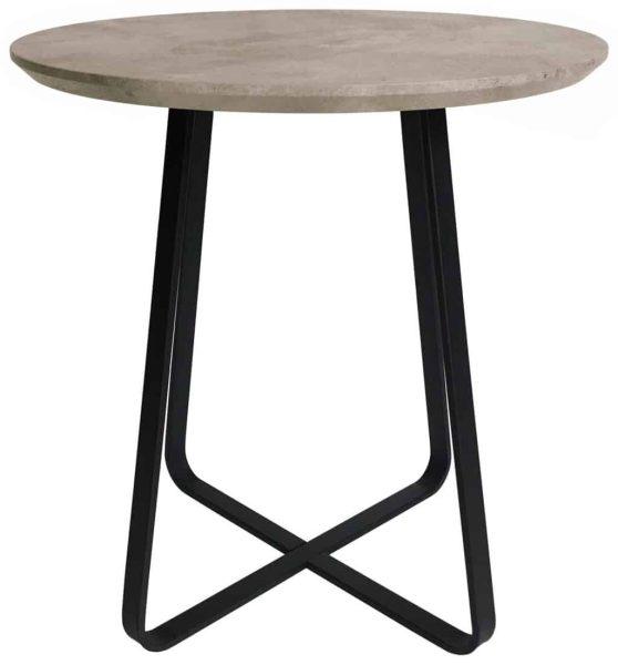 Tetro Round Wine Table