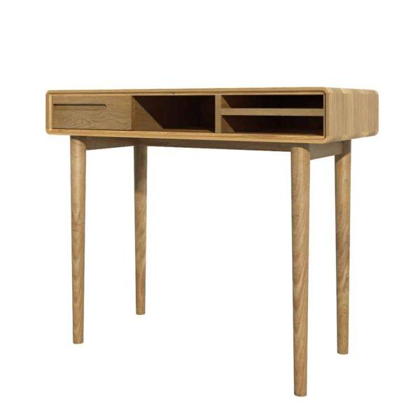 Homestyle Scandic Oak Small Computer Desk