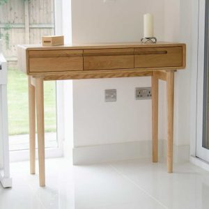 Homestyle Scandic Oak Hall Table