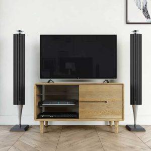 Homestyle Scandic Oak Small TV Unit