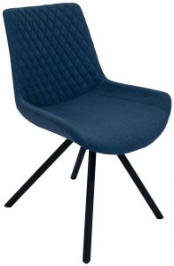 Sigma Dining Chair-Mineral Blue (Pair)