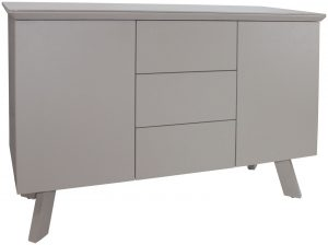 Contemporary Small Sideboard – cappuccino