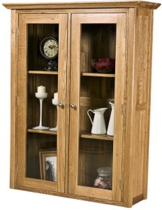 Cambridge Solid Oak Small Dresser (Top Only) | Fully Assembled