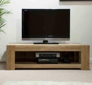 Homestyle Trend Solid Oak Standard Plasma Unit | Fully Assembled