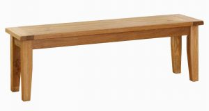 Besp-Oak Vancouver Oak 150cm Dining Bench