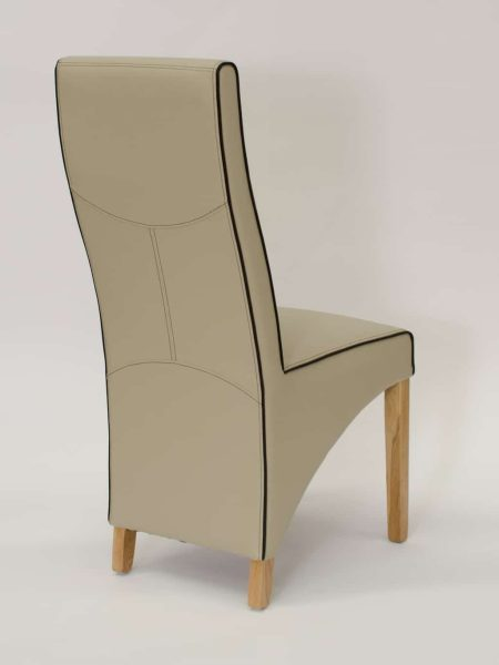 Wave Grand Prix Silverstone Dining Chair (Pair)