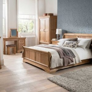 Normandy French Solid Oak
