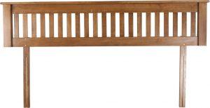 Country Rustic Oak 6′ Headboard